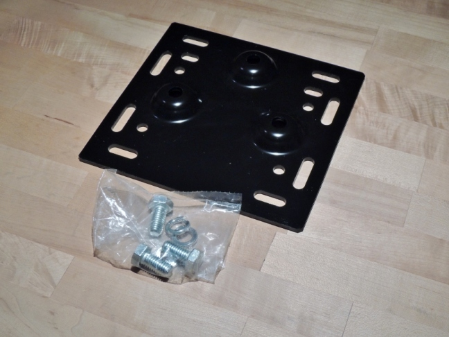 Haldex Air Dryer Mounting Plate